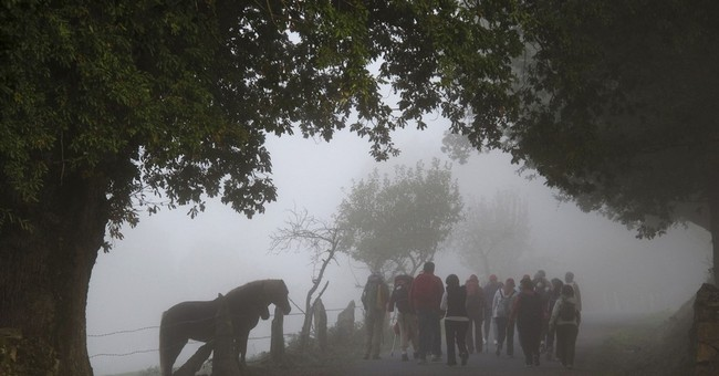A month without technology on Spain's Camino Trail