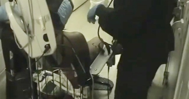 Sheriff releases video of struggle with inmate who died