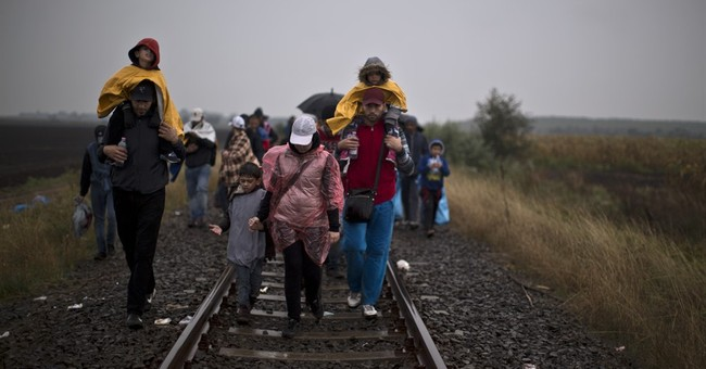 Syria blames Europe for flow of migrants out of the country