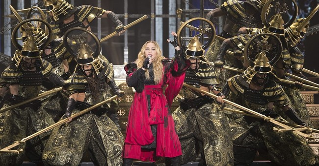 Madonna kicks off 'Rebel Heart' tour in Montreal