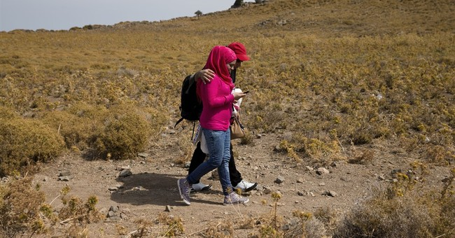 For savvy migrants, social media helps ease trip to the West