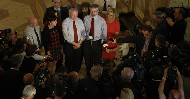 Northern Ireland first minister steps down amid impasse