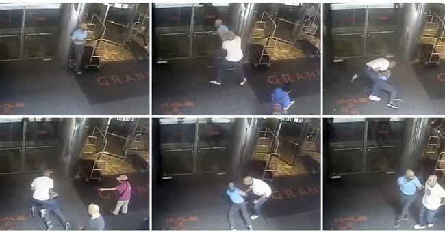 NYC arrest video shows ex-tennis pro being thrown to ground
