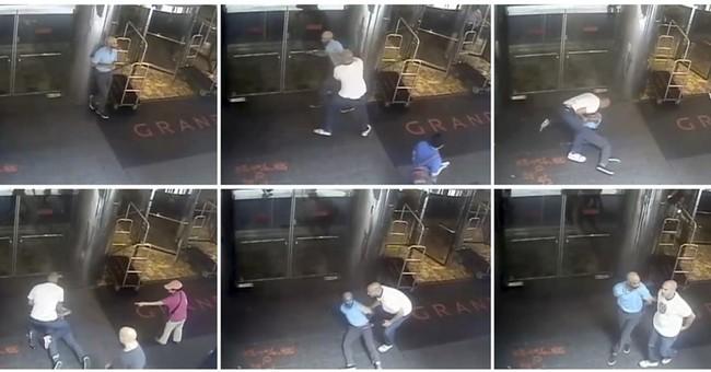 NYC arrest video shows ex-tennis pro being thrown to ground