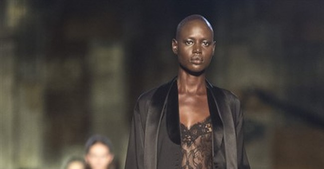 Givenchy honors Sept. 11 as it takes Manhattan