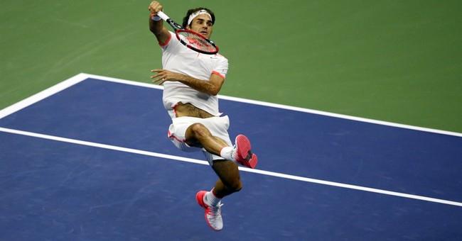 US Open men's final features No. 1 Djokovic, No. 2 Federer