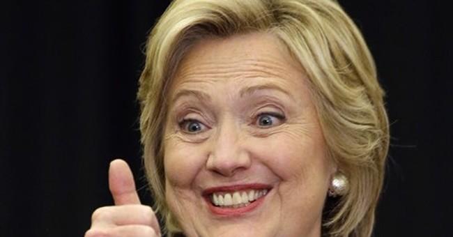 Justice Dept. affirms Clinton could delete personal emails