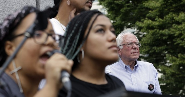 Challenging Clinton, Sanders seeks black support in South