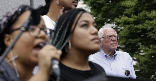 Challenging Clinton, Sanders seeks black support in South