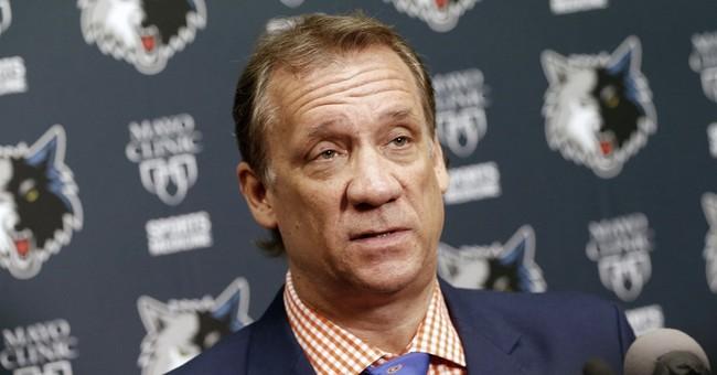 AP source: Wolves' Saunders steps aside for cancer treatment
