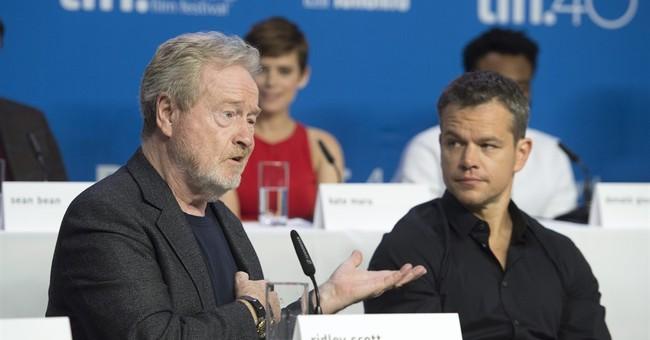 'The Martian' blasts off at Toronto Film Festival