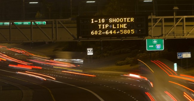 Police: Man detained in freeway shootings isn't top suspect