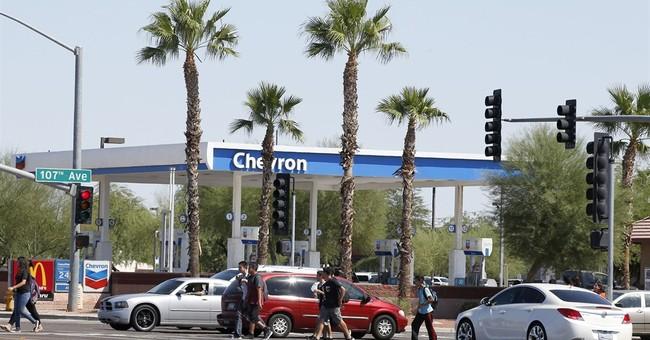 3 arrested in copycat incidents of Phoenix freeway shootings