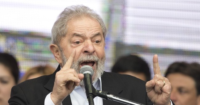 Brazil police want to question former president Silva