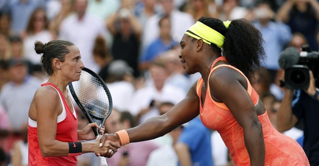 A look at some big upsets in women's Grand Slam tennis