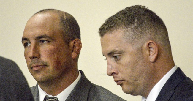 New Mexico officers plead not guilty to murder in shooting