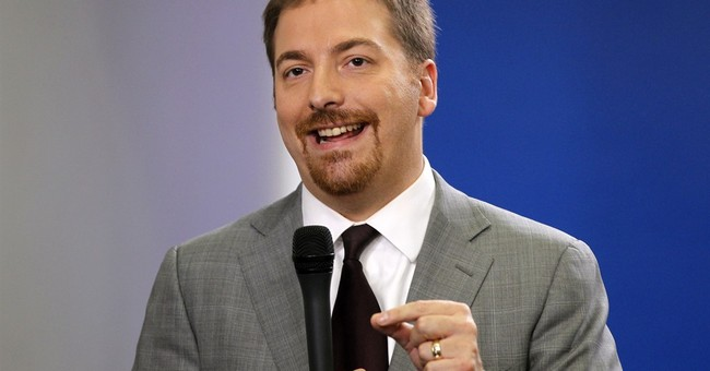 NBC's Chuck Todd settling in after year at 'Meet the Press'