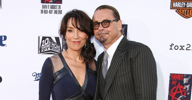 A new drama with 'Sons' marrieds Kurt Sutter and Katey Sagal