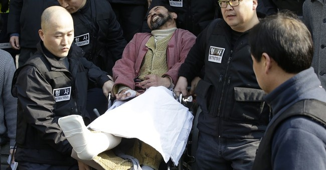South Korean man gets 12 years for slashing US ambassador