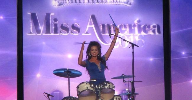 Iowa (again), Georgia win 3rd night Miss America prelims