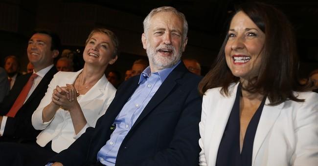 Labour elects far-left leader in British politics shake-up