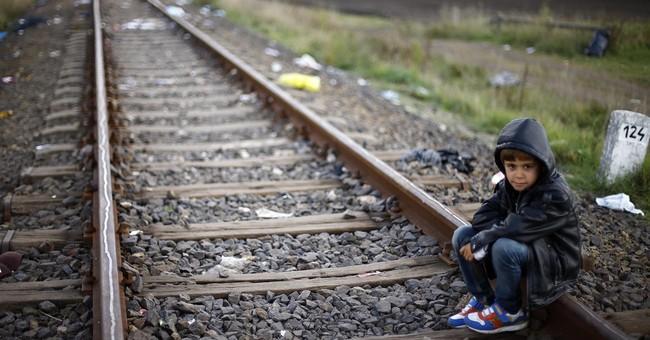 More war, less cash, new routes drive migrant push to EU