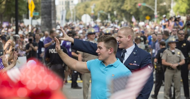 French train heroes: Foiling attack gives new view on 9/11