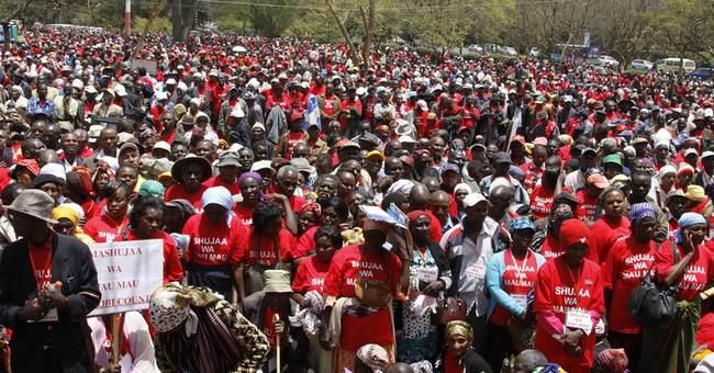 Kenya unveils memorial to those tortured during British rule