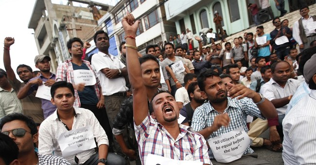 Nepal rejects Hindu nation calls; protesters, police clash