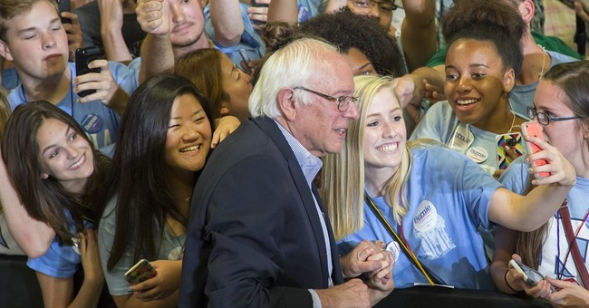 Sanders revs up North Carolina crowd during Southern swing