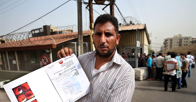 Syrian refugees' misery fuels desperation to reach Europe