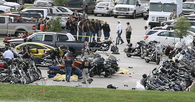 Texas officials under scrutiny for biker shootout case