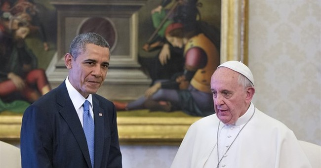 Pomp and protocol await Pope Francis on White House visit