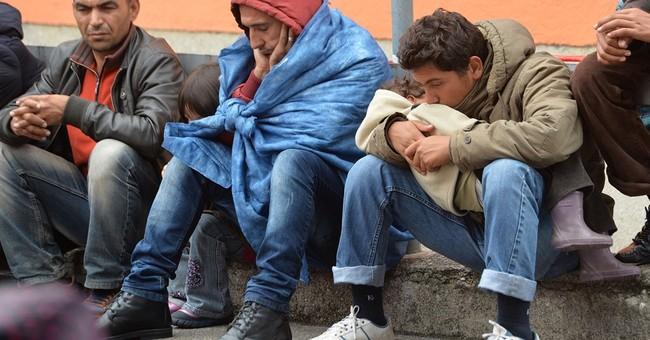 AP PHOTOS:  Europe seeks a more orderly flow of migrants