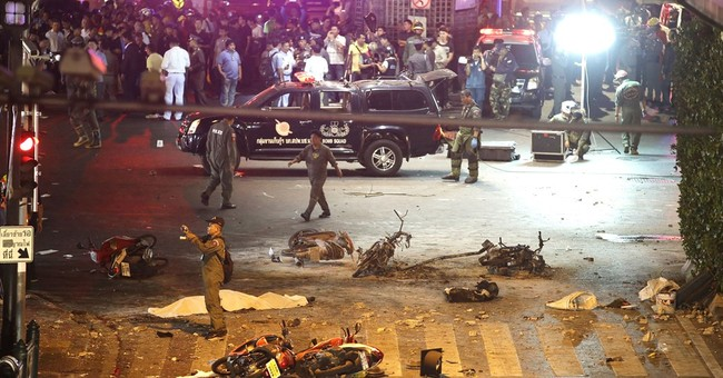 Malaysia says 3 detained in connection with Bangkok blast