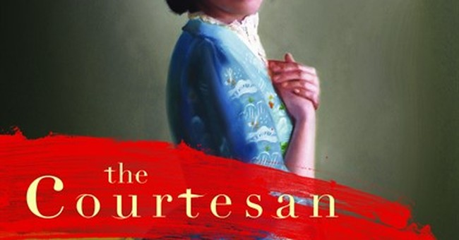'The Courtesan' is masterful debut by Alexandra Curry