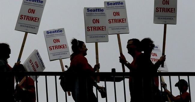 Parents scramble for child care amid Seattle teacher strike
