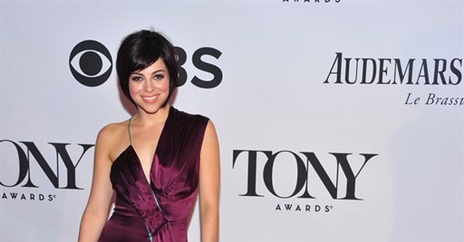 Krysta Rodriguez won't let cancer slow her Broadway return