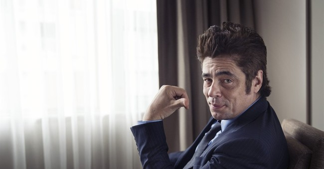 'Sicario' lures Benicio del Toro back into the drug wars