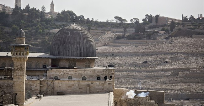 Jordan king warns Israel over Jerusalem holy site violence