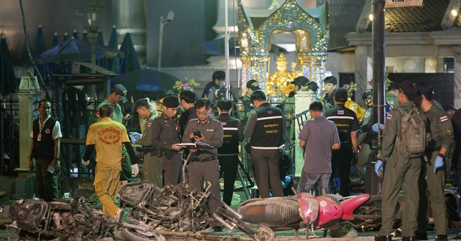 Thai police chief links Bangkok blast to Uighur trafficking