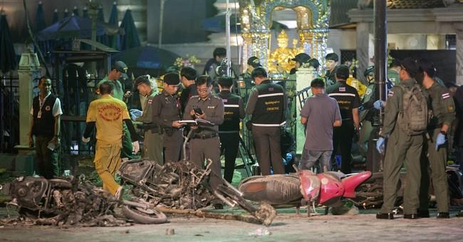 Thai police chief links Bangkok blast to Uighur trafficking