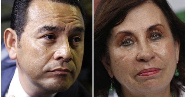 Former first lady, comedian compete for Guatemala president