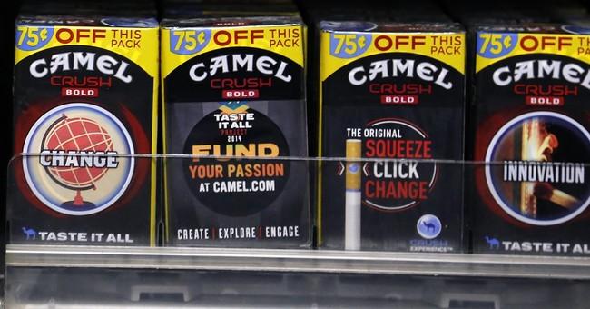 FDA halts sales of 4 R.J. Reynolds cigarette brands