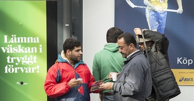 Stark contrasts in Europe's welcome to migrants