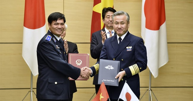 Japan to step up help for Vietnamese maritime security