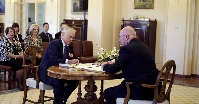 Australia's new prime minister battles rich, privileged tag
