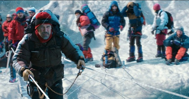 'Everest' actors had to discover their inner mountaineers