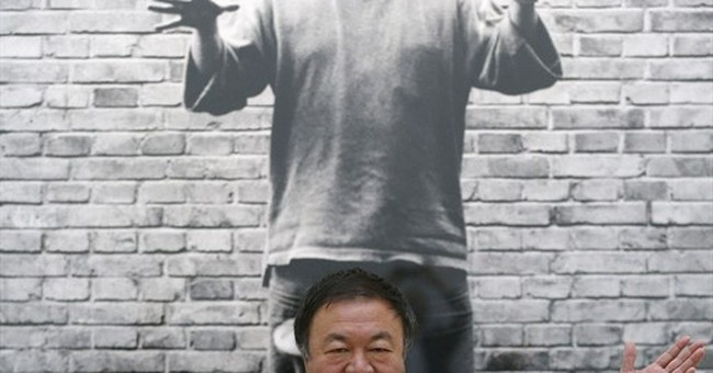 With passport returned, Ai Weiwei attends London exhibition