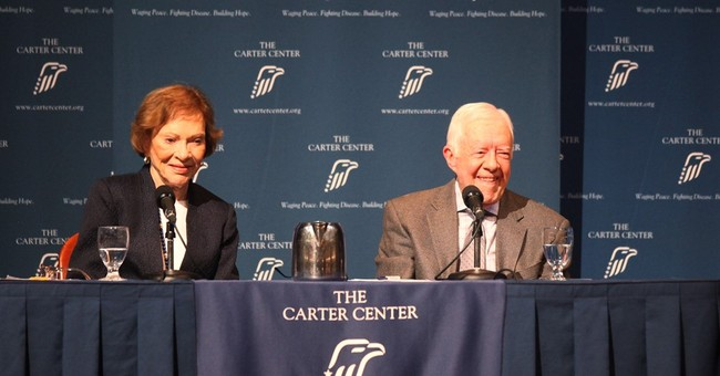 Jimmy Carter says he's received 2nd cancer drug treatment